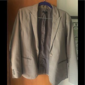 Apt 9 Tan Suit (Blazer and Pants) Size 16